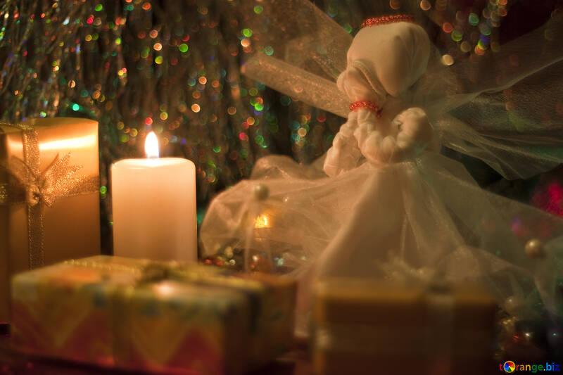 Рождественская композиция. №6621