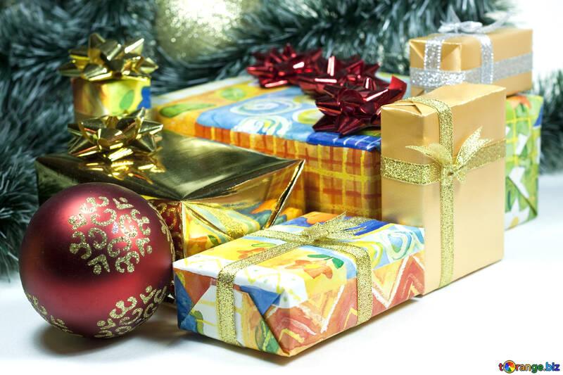 Gifts  at  Christmas №6731