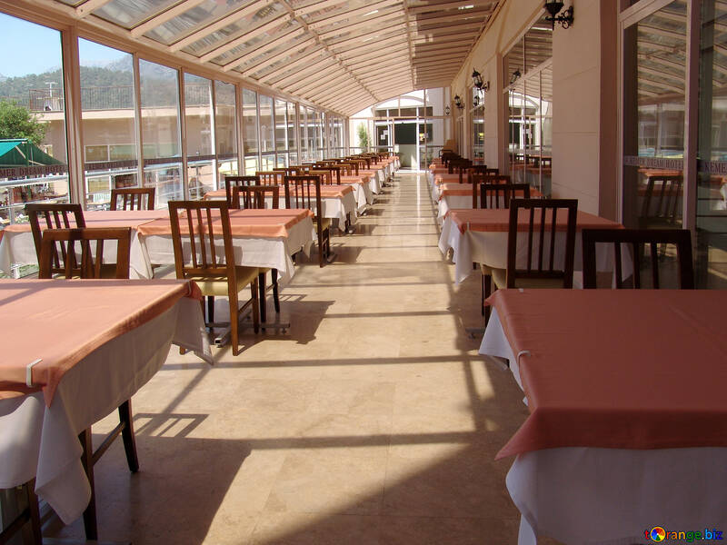 Restaurant   Turkish  the hotel. №6985