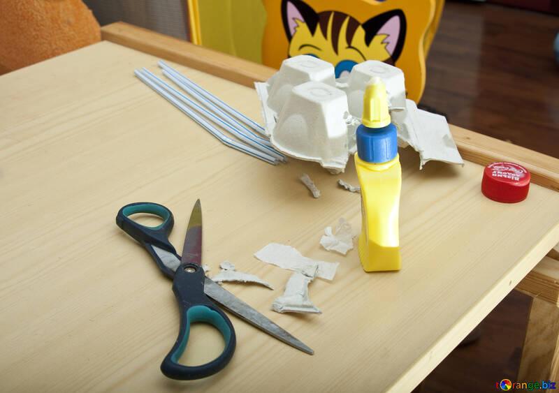 Kids  crafts №6034