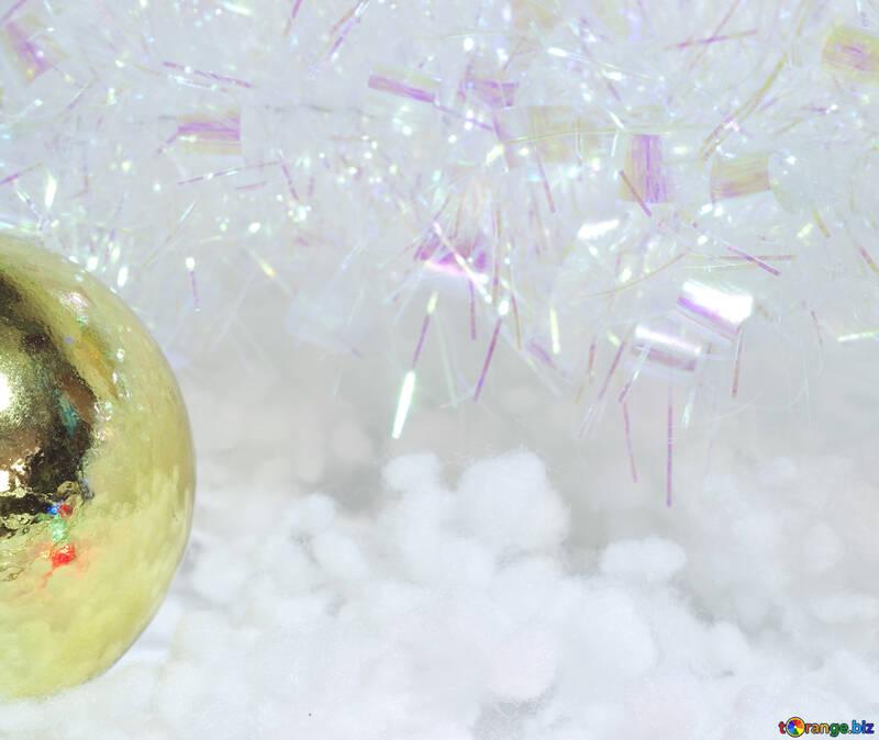 Новогодний шар №6440