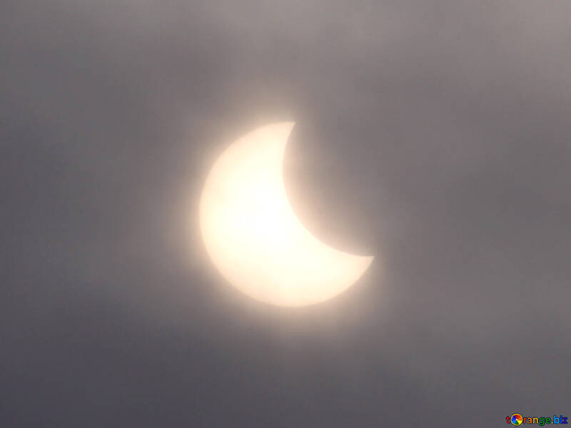 Solar  eclipse №6932