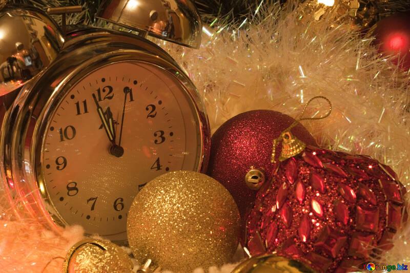 Christmas  overnight. №6370