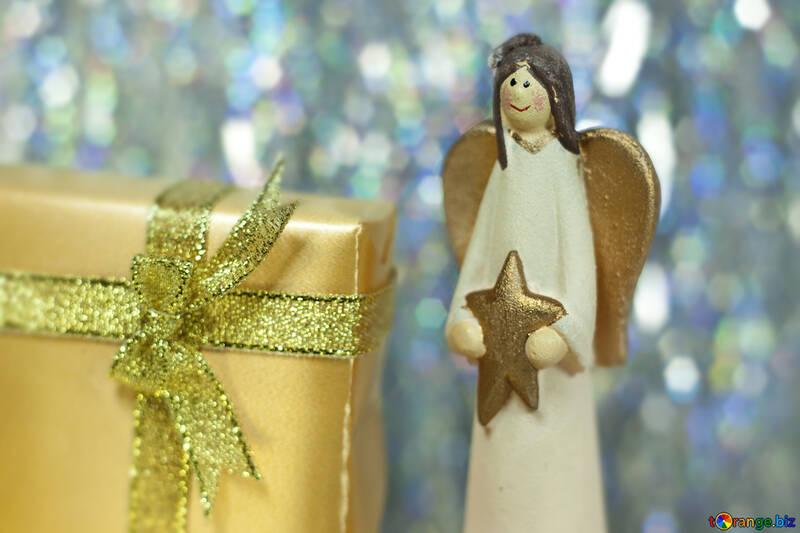 Angel   gift №6579