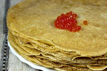 Caviale e pancake №7735