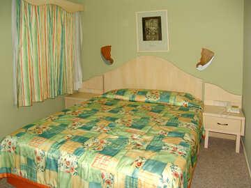 Cozy  Bedroom. №7957