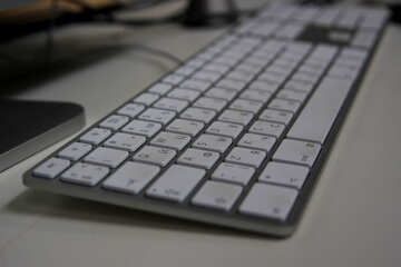 Keyboard  PC №7585