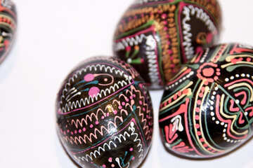 Eggs   holiday  Easter. №7373
