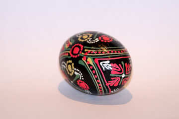 Egg  painted №7406