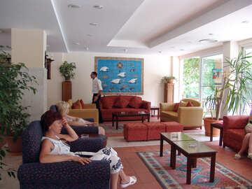 Aufwartung Hotel №7036