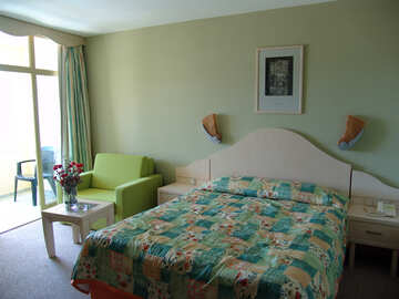 Double  bed №7958