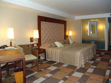 Hotel room №7919