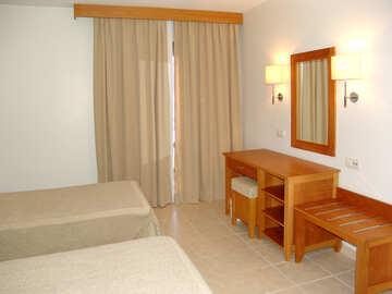 Hotel  room. №7942