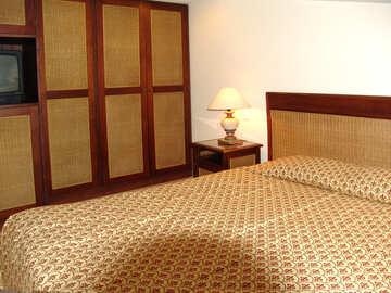 Furniture  of the  Rattan   hotel №7908
