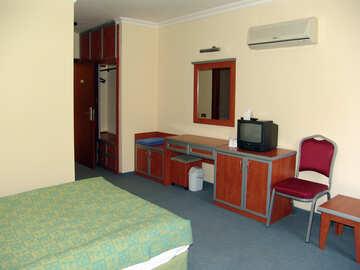 B  room  the hotel. №7914