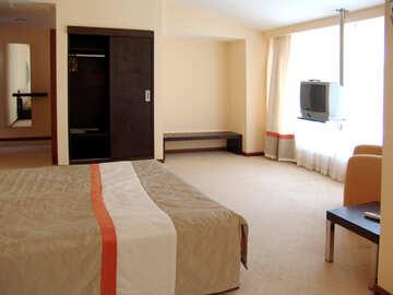 Bedroom  room. №7887