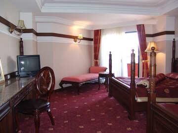 Elegante numero hotel. №7974