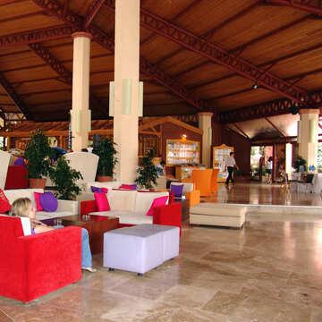 Hotel , Corridoio sedi. №7032
