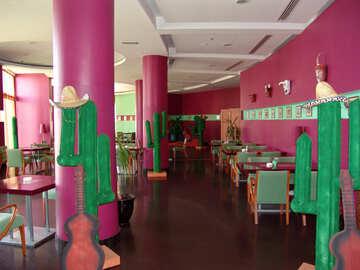 Mexiko Gaststätte №7015
