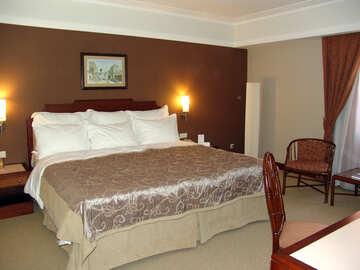 Sehr groß Bett №7932