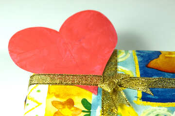 Valentine   gift. №7168