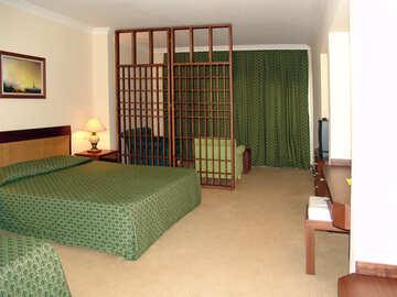 Zoning hotel room №7903
