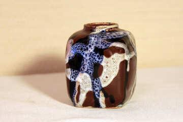 Small  Vase №7586