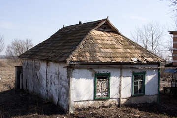 Old  Rural  home №7620