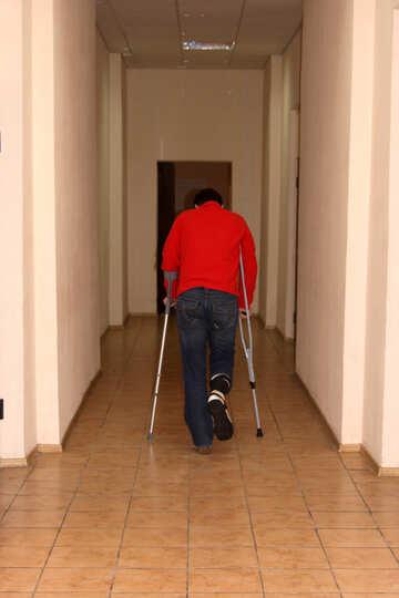 Crutches №7361