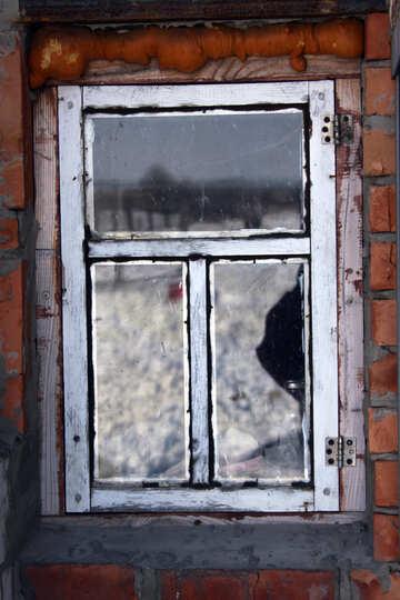 Alt Fenster , Beschaffenheit. №7566