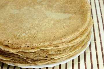 Sottile pancake. №7798