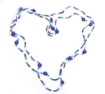 Beads №7661