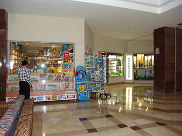 Shopping   Hall  hotel №7025