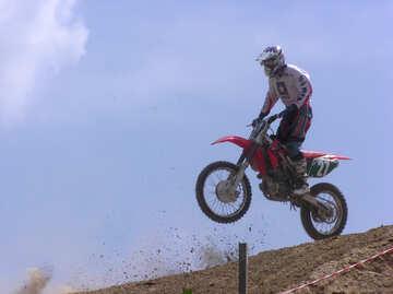 Sport  motorcycle. №7826