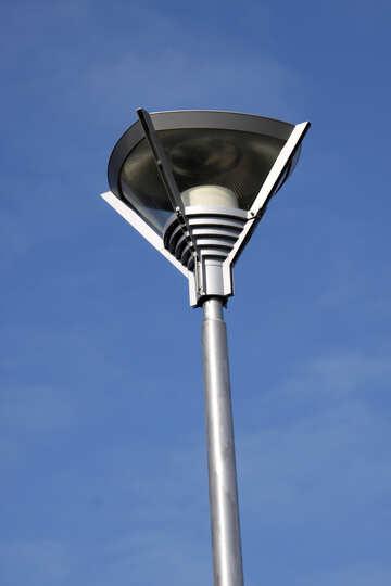 Contemporary  street  lighting. №7476