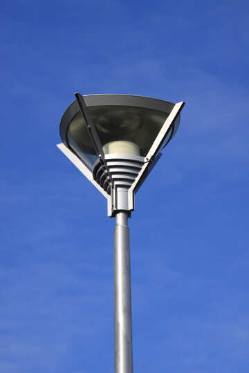 Lantern  street  Lighting   style  hi-tech №7477