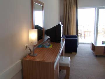 Televisione Amenità hotel. №7906