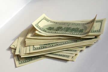 Stapel USD №7642