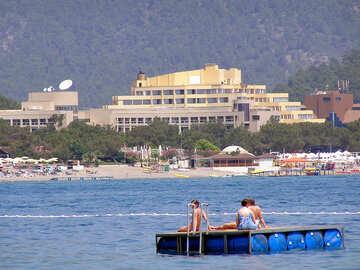 Spiaggia hotel. №7836