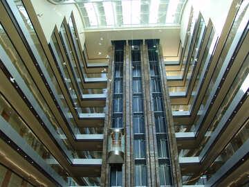 Лифты в отеле №7105