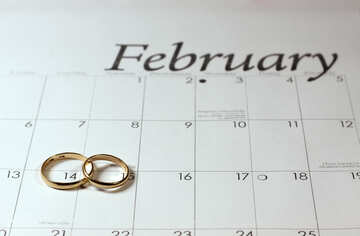 Scheduled  wedding. №7160