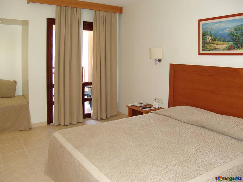 Número Hotel balcón №7946