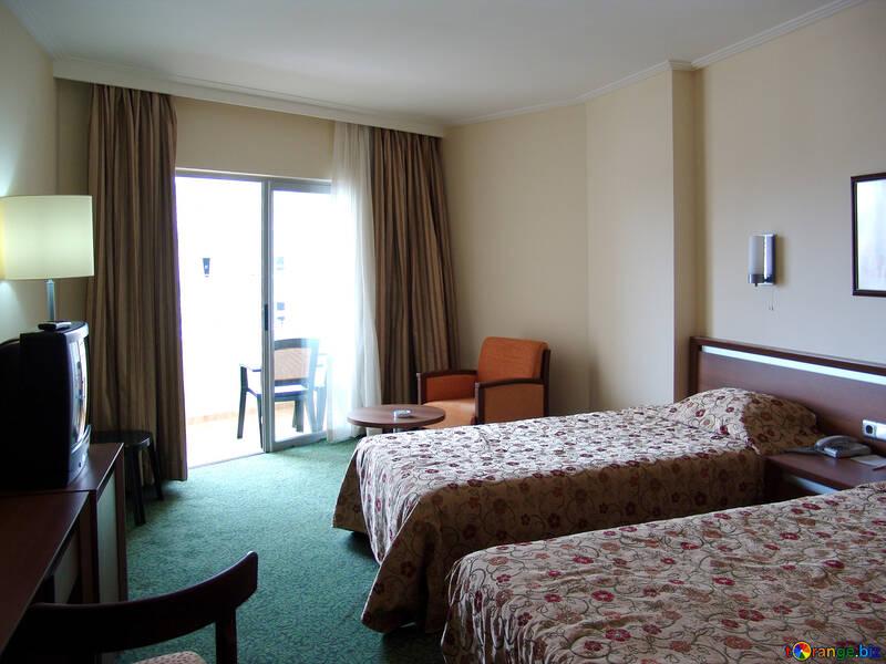 Luz número hotel. №7866