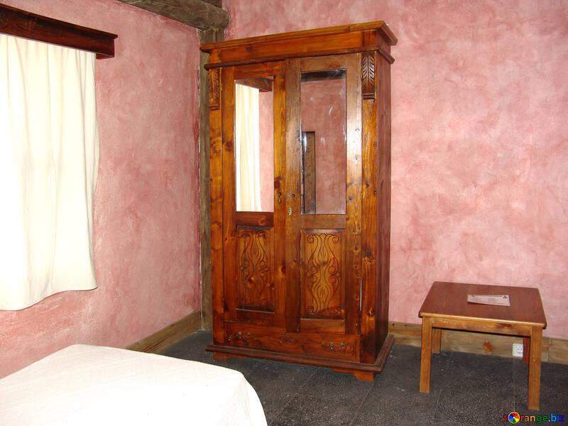Antique  cabinet №7910