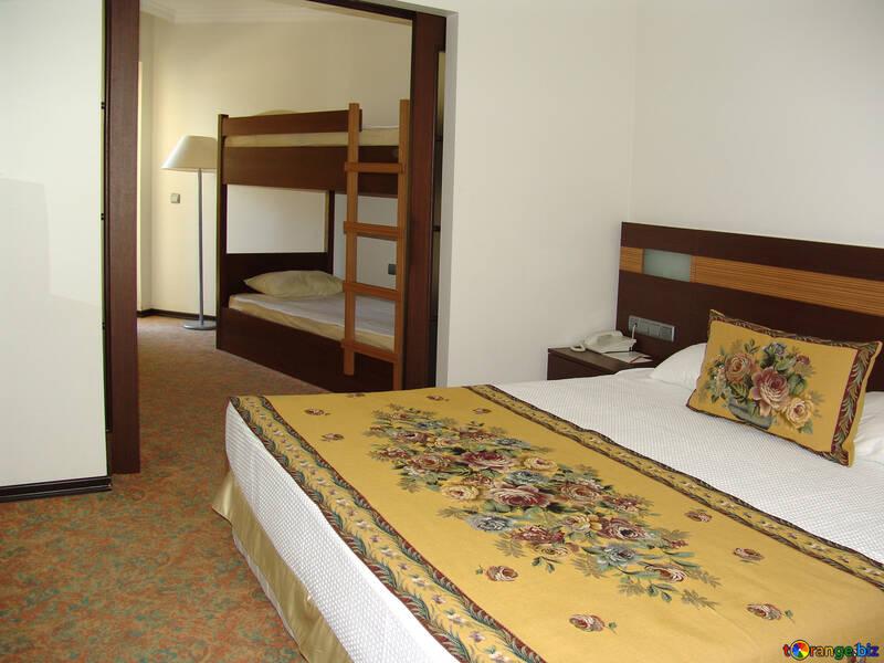Cabritos Cama hotel. №7894