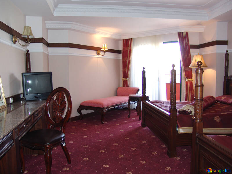 Elegante número hotel. №7974