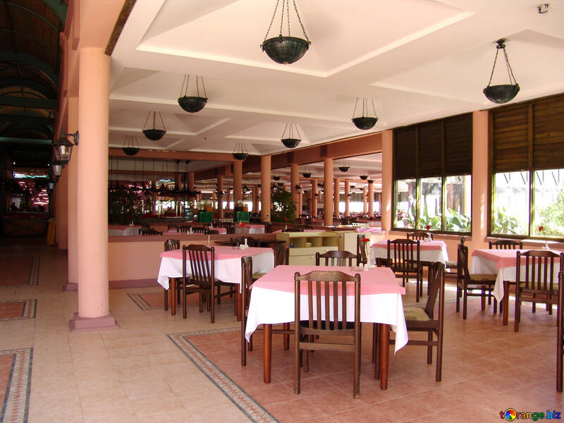 Facilities  restaurant. №7007