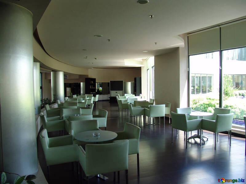Restaurante estilo de alta tecnología №7016