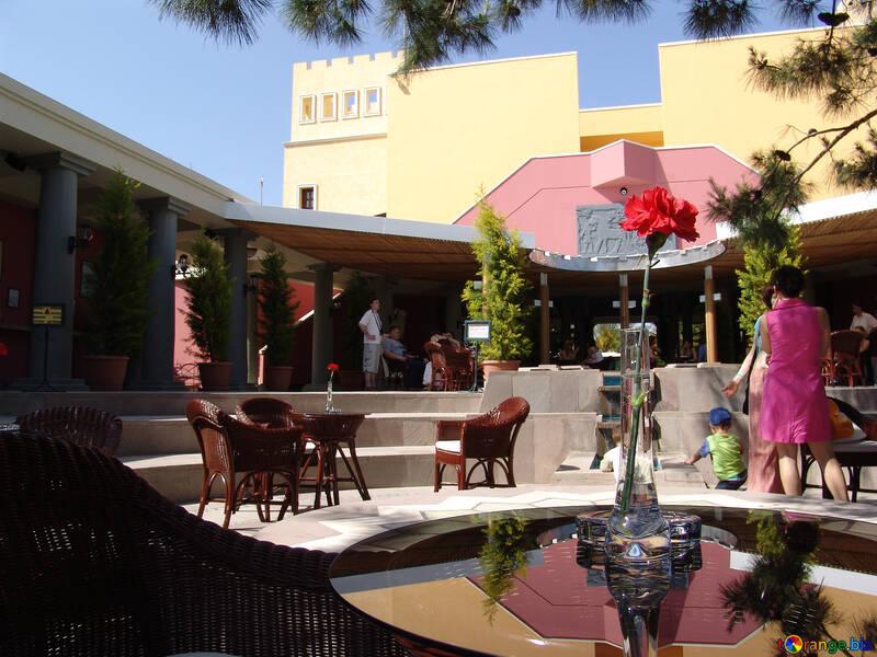 Turistas   Turquía.  Llegada   hotel. №7009