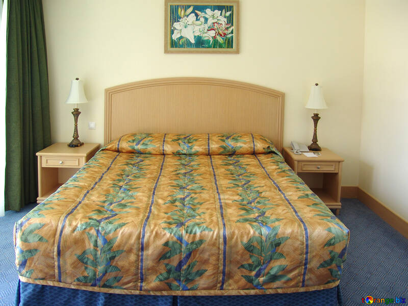 Number   Hotel   large  bed №7963